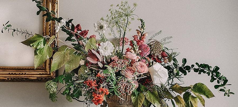 Centros de flores | Envíos a domicilio en Madrid